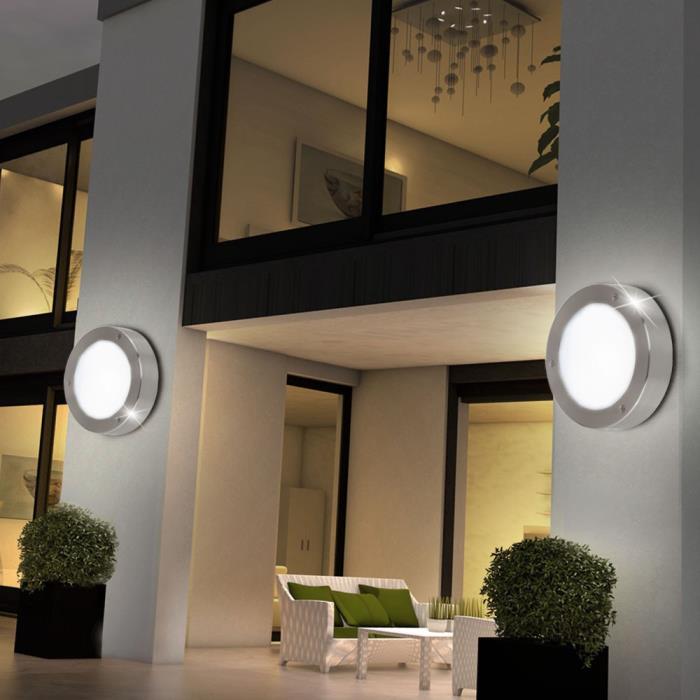 lampade da esterno applique e paletti da giardino