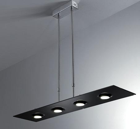 3 lampadari a led per cucina camera da letto e soggiorno for Lampadari a led per cucina