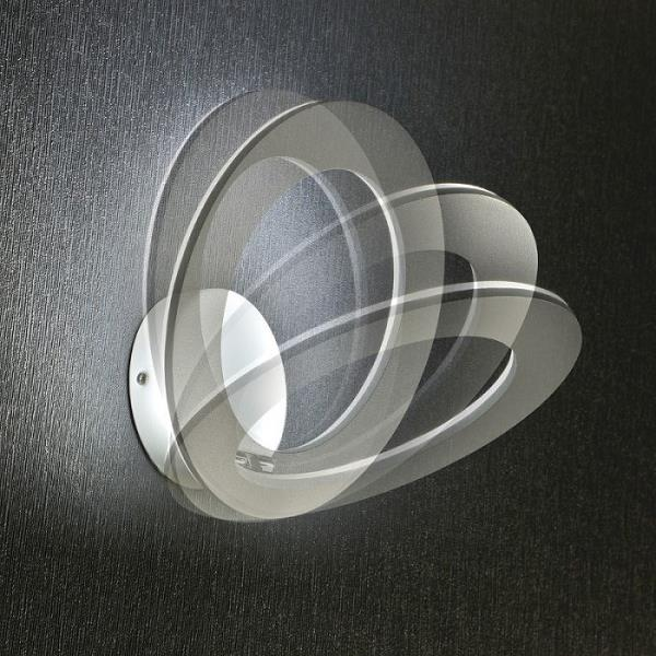 Applique a led orientabile RING