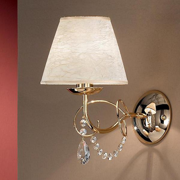 Applique classiche lampade da parete in stile classico - Applique da parete classiche ...