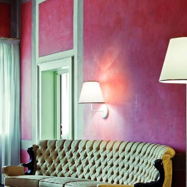 Applique classiche lampade da parete in stile classico for Lampade da quadro classiche