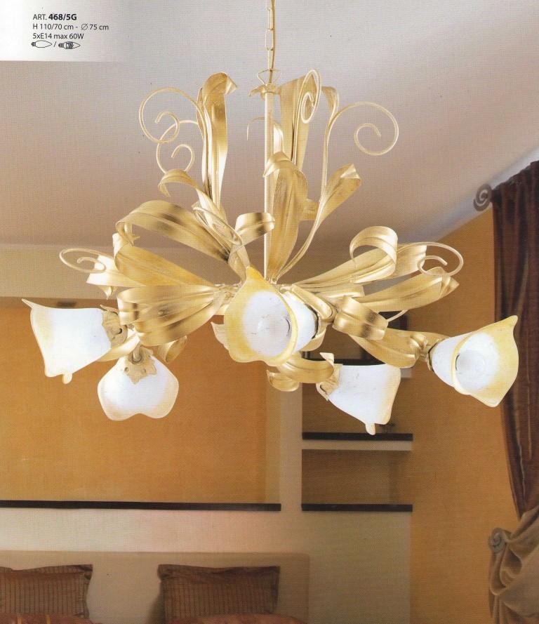 Lampadari classici in stile per cucina camera e soggiorno for Lampadario per camera