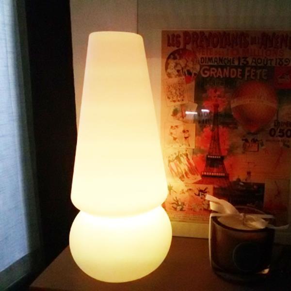 Lampada da tavolo a led baby marge - Kit per lampade da tavolo ...
