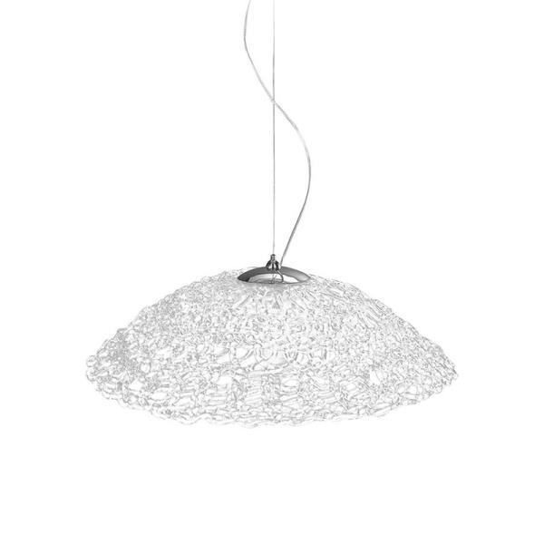 Lampadario da cucina artic con lampadina a vista - Lampadario da cucina ...