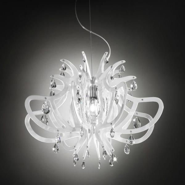 Lampadario moderno lillibet slamp - Ikea lampadari moderni ...