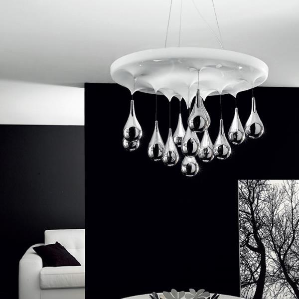 lampadari sillux : Lampadario Pioggia Sil lux