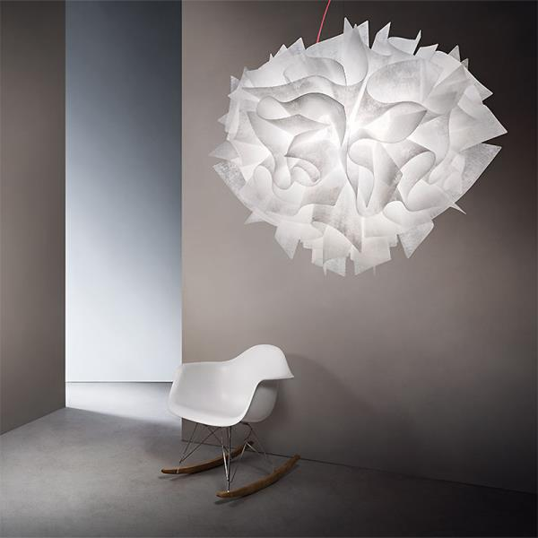 Lampadario moderno veli couture - Lampadario camera da letto moderno ...