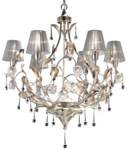 lampadario barocco moderno : Uno stile unico nel suo genere tra moderno e Barocco un lampadario ...