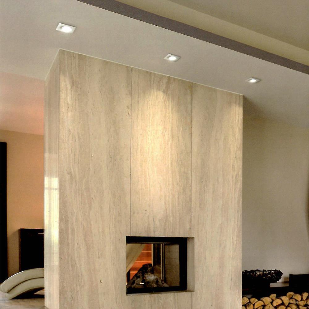 Faretto ad incasso quadrato gfa171 di gea luce for Archi per interni appartamenti