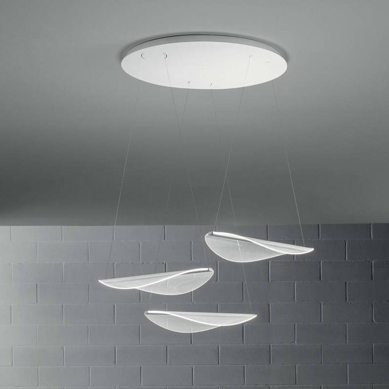 Ma&De - Linea Light - Lampadari a LED per cucina, camera da letto e ...