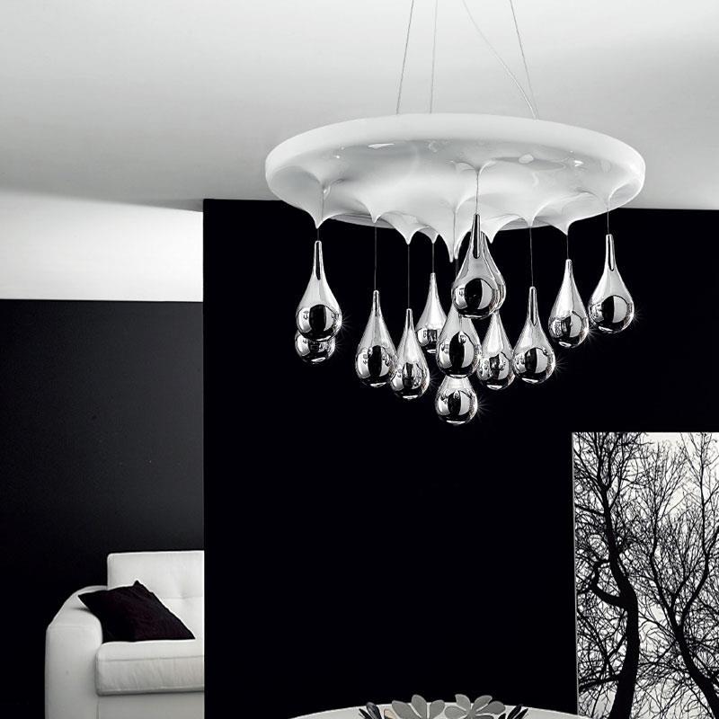 Lampadario Pioggia diametro 50cm Sil Lux -> Lampadari Classici Via Veneto
