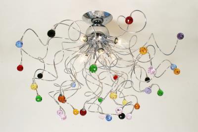 Plafoniere Per Cameretta Bambini : Luce design plafoniere bambini lampade da soffitto per