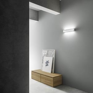 Applique Led Wow A Bianco opaco