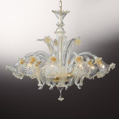 Lampadari in vetro di murano originali scontati pag 2 for Prezzi lampadari leroy merlin