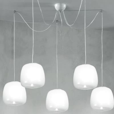 Lampadari moderni per cucina camera da letto e soggiorno for Luci cucina design