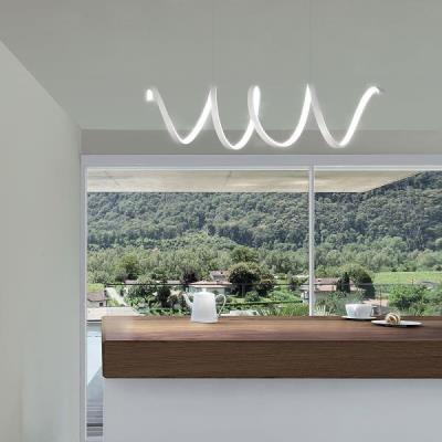 Sikrea - Lampadari a LED per cucina, camera da letto e soggiorno