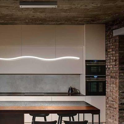 Lampadari a led per cucina camera da letto e soggiorno for Lampadari con led