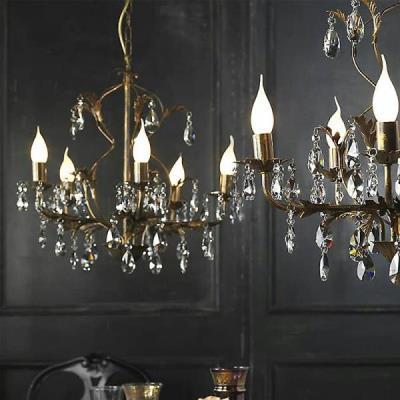Lampadari classici in stile per cucina, camera e soggiorno