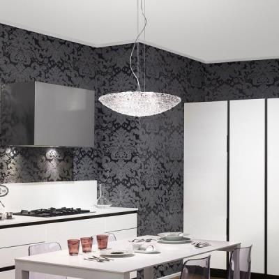 Linea light lampadari plafoniere applique lampade di - Lampadario camera da letto leroy merlin ...
