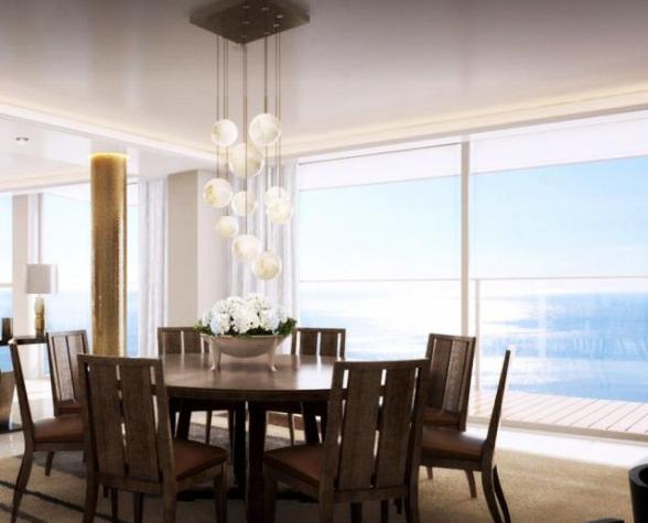 come illuminare il soggiorno - Illuminazione Salotto Classico