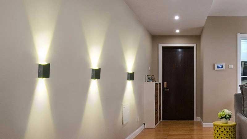 Illuminazione Di Un Corridoio : Arredamento e illuminazione di interni valorizzare casa con la luce