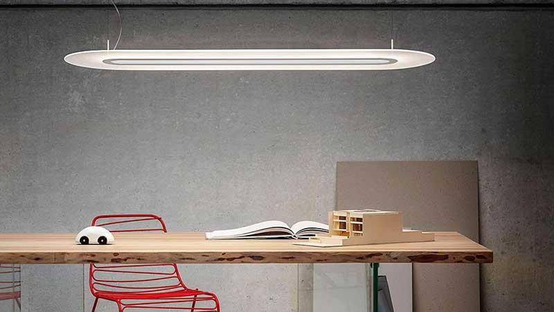 Plafoniere Moderne Per Sala : Come illuminare una sala riunioni illuminazione per uffici