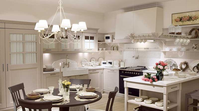 Lampadari stile provenzale per illuminare una casa raffinata for Case in stile francese