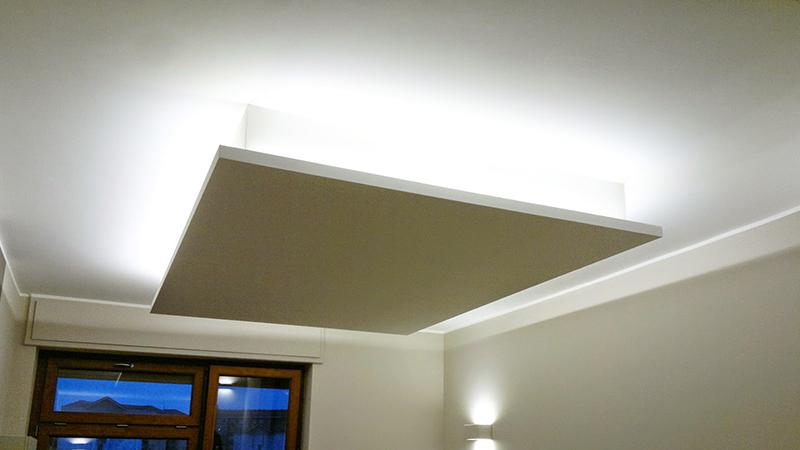 Preferenza Cos'è l'illuminazione indiretta e come ottenerla in casa VQ84