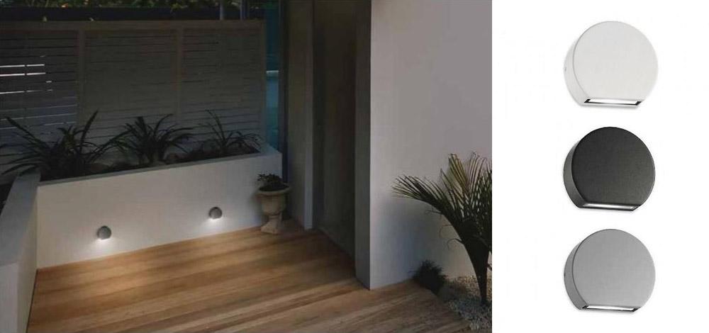 Come usare le luci segnapasso da esterno for Luci a led esterno