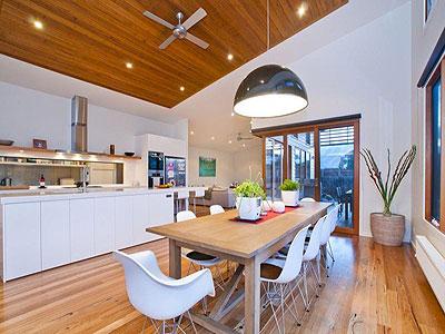Lampade sopra tavolo da pranzo nuovo illuminazione in cucina idee
