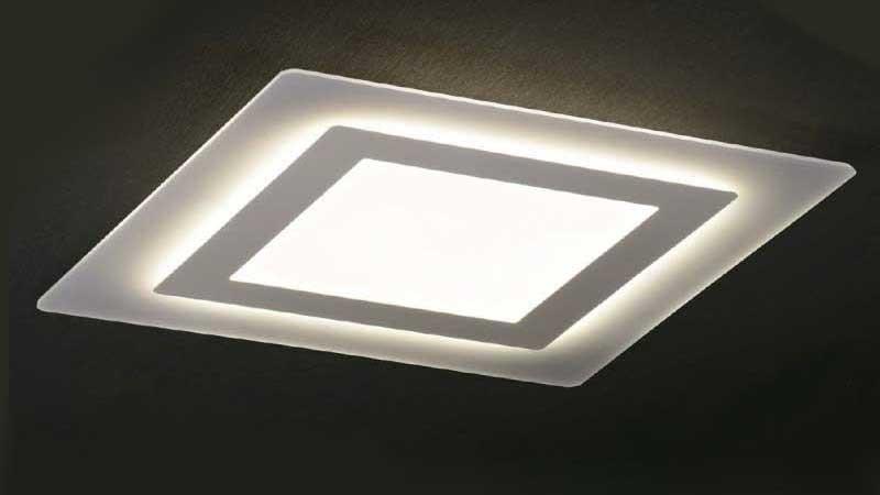 Plafoniera Per Bagno Design : Come illuminare un bagno cieco compensare l assenza di luce naturale